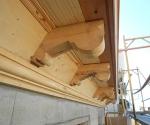 Rehabilitacion edificio de viviendas reconstrucción estructura completa madera alero cubierta (3)